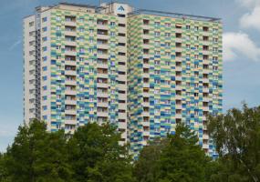Hochhaus in Spandau