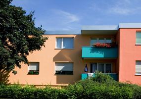 Mehrfamilienhaus in Tempelhof