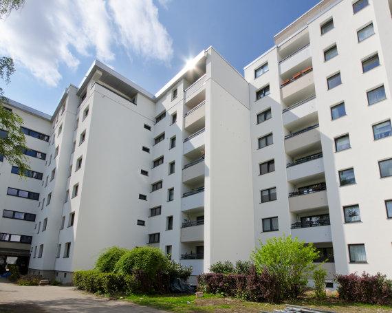 Modernisierungsprojekt der Gewobag in Mariendorf