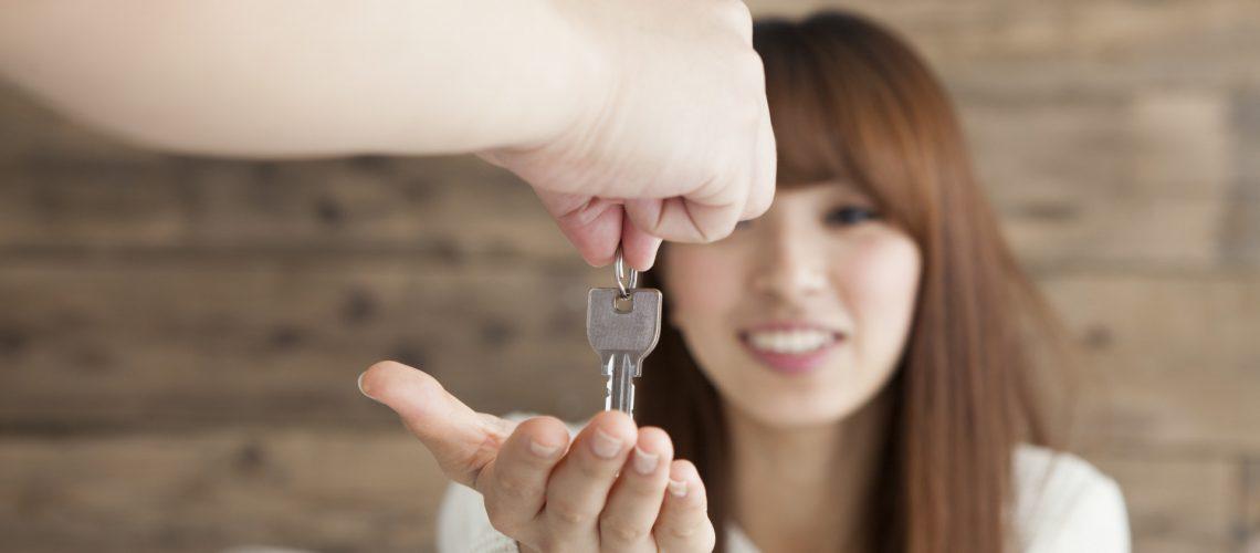 Schlüsselübergabe bei Untervermietung der Mietwohnung