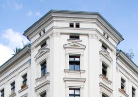 Hausecke in Kreuzberg