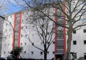 Vorderansicht vom Modernisierungsprojekt in der Prinzenstraße