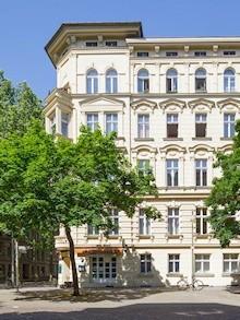 Foto eines Hauses in der Zietenstraße in Berlin-Schöneberg