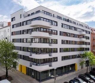 Neu im Gewobag-Bestand: Bernhard-Lichtenberg-Straße 4a in Berlin-Prenzlauer-Berg