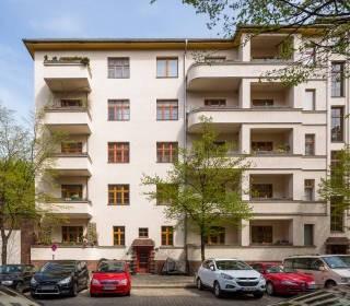 Kuglerstraße 23 in Prenzlauer Berg - erworben in 2013