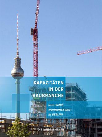 Download von Kapazitäten in der Baubranche