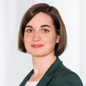 Portrait von Anne Grubert