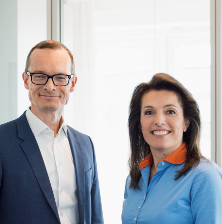 Gewobag Vorstände Markus Terboven & Snezana Michaelis