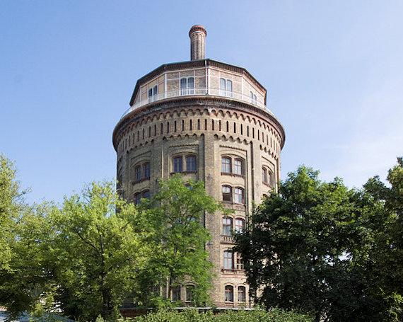 Wasserturm im Kollwitzkiez