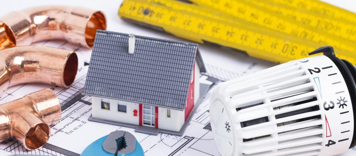 Modelle und Material für die technische Betreuung von Wohneigentum
