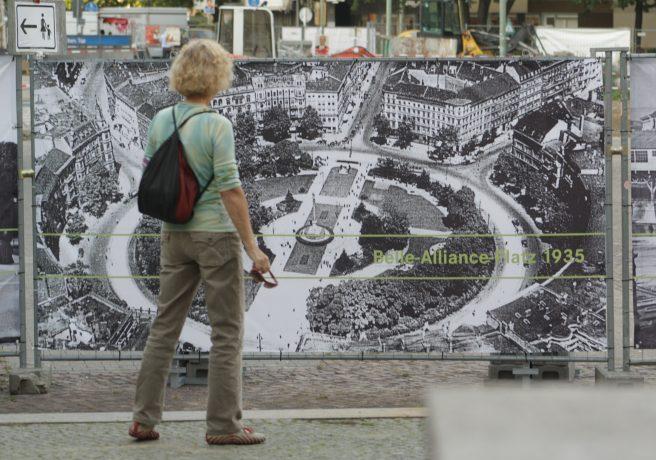 Vision - Soziales Projekt Mehringplatz