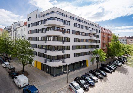 Hausansicht Neubau Bernhard-Lichtenberg-Straße 4a