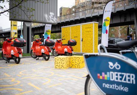 Innovatives Mobilitätskonzept der Gewobag