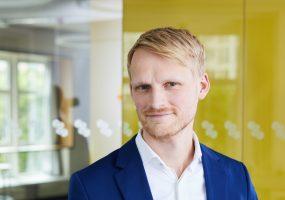 Benjamin Wahle, Ansprechpartner für digitale Geschäftsmodelle