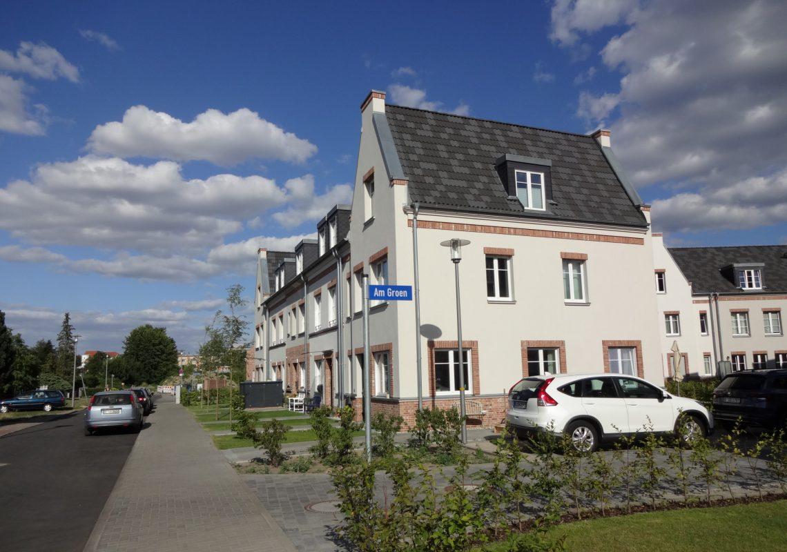"""""""Grüne Aue"""" in Berlin-Biesdorf"""