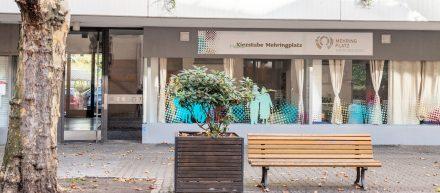Kiezstube am Mehrinplatz in Kreuzberg