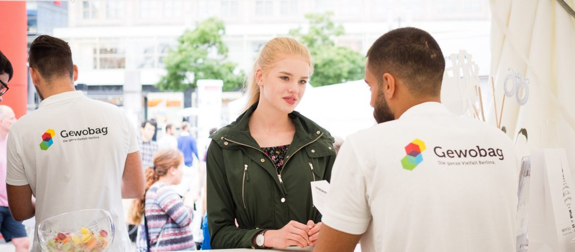Aufklärung über Projekt Mehrwert Berlin