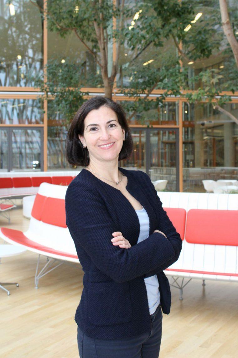 Patricia Llopis, urban development expert at the European Investment Bank.