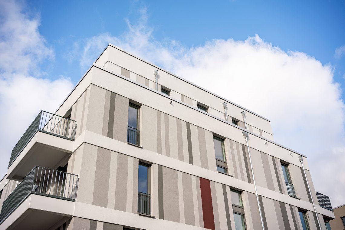 Fassadenansicht WATERKANT Berlin Teilprojekt 1