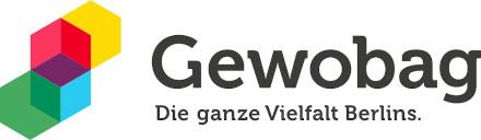 Logo der Gewobag unter Pressebilder