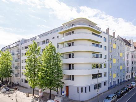 Pressebild vom Neubau Gubitzstraße