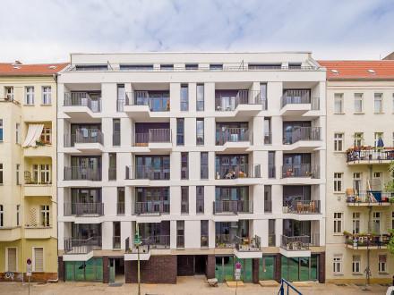 Neubau Jablonskistraße