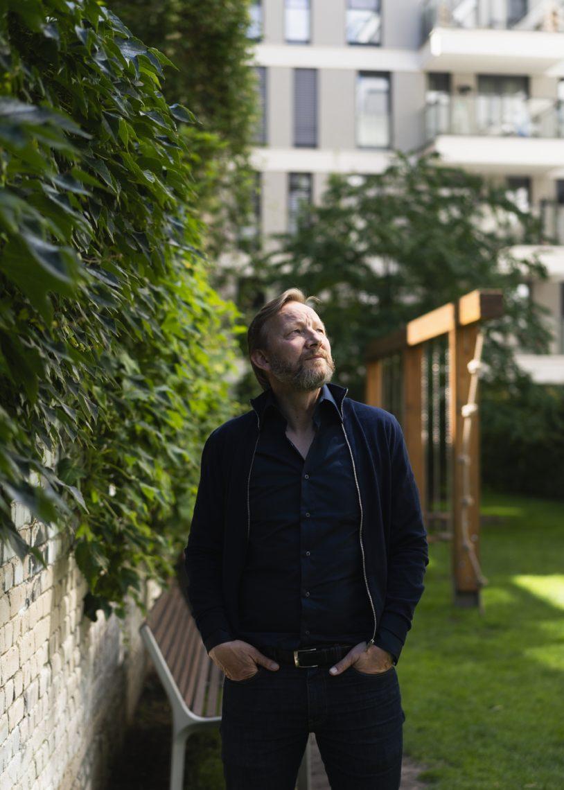 WATERKANT-Architekt Eike Becker.