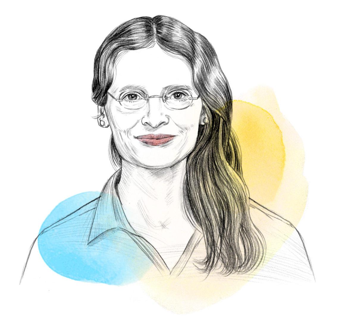 Nicole Sandt, Gemeinschaftskoordinatorin bei Wohn!Aktiv.