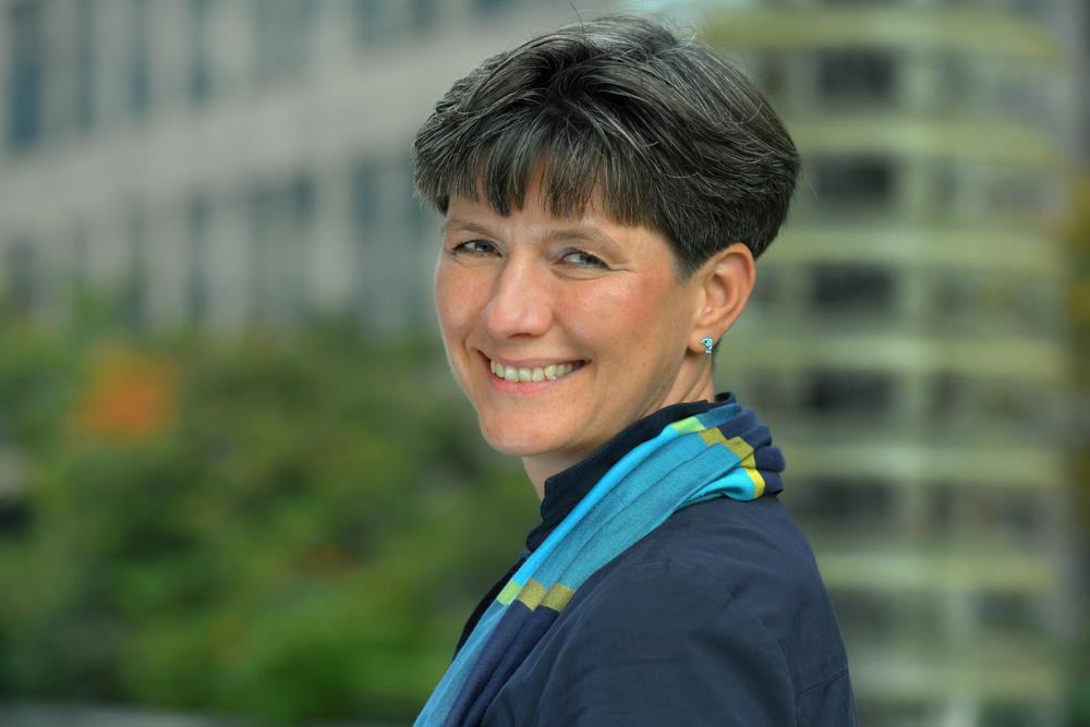 Nicole Wilke, Mitglied der Gewobag VB Geschäftsführung