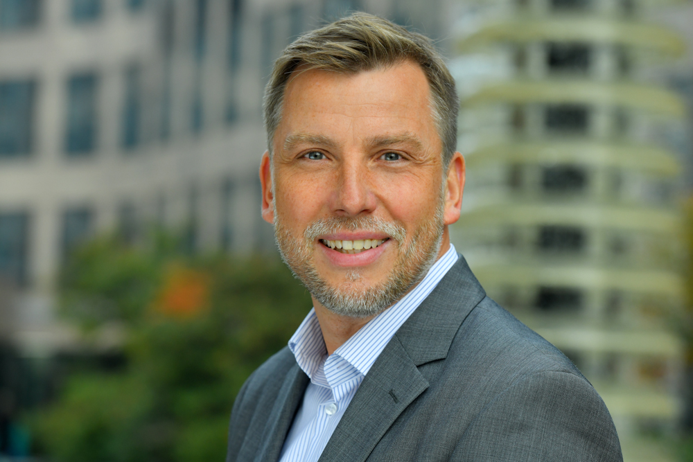 Boris Drigalski, seit 2018 Mitglied der Gewobag VB Geschäftsführung.
