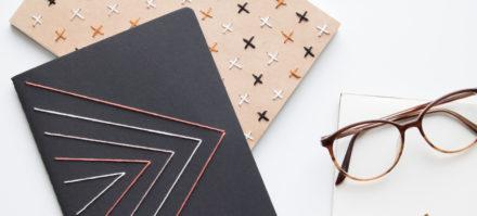 DIY-Notizbücher