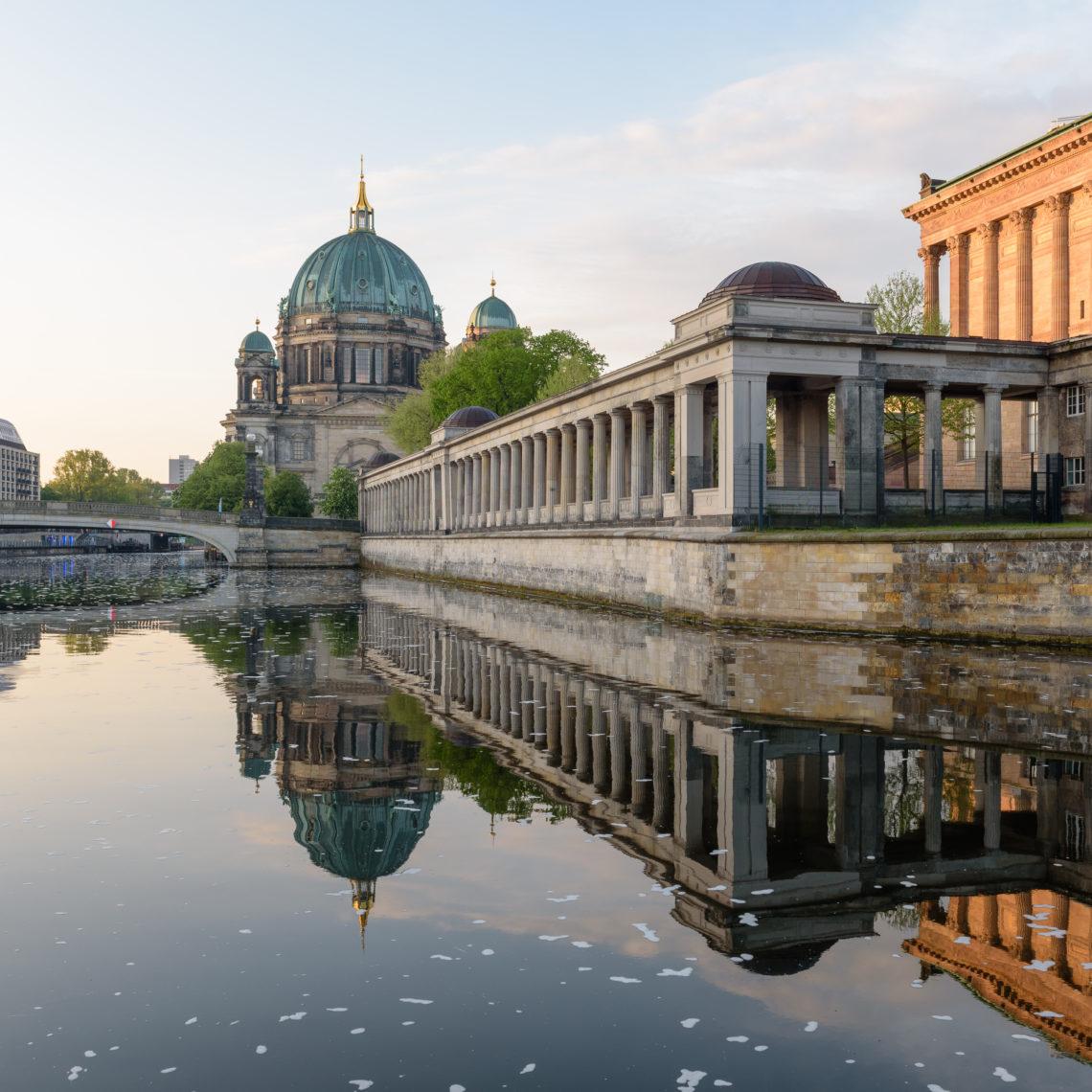 Spaziergang Berlin Museumsinsel