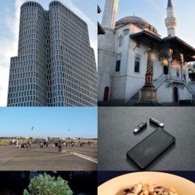 Joblinge; Fotocollage von Mohammad Alhamoud