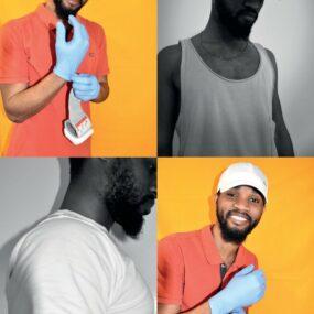 Joblinge: Fotocollage von Thierno Nouhou Cherif