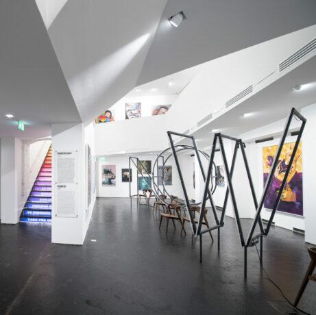 Das Urban Nation Museum in der Bülowstraße.