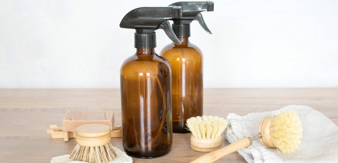 Zero Waste Cleaning: DIY Reinigungsmittel