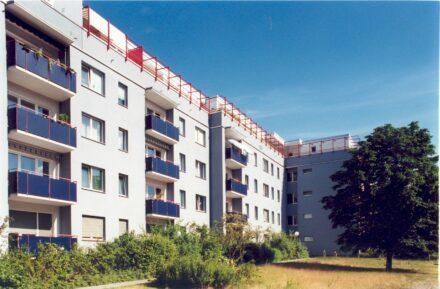 Städtisch Grün Pilotprojekt in Charlottenburg