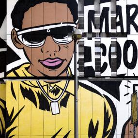 Martha Cooper Mural Hommage Berlin