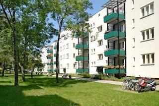 Neue Balkone am Burscheider Weg